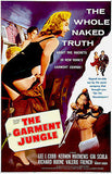 The Garment Jungle - 1957 - Movie Poster