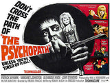 The Psychopath - 1966 - Movie Poster