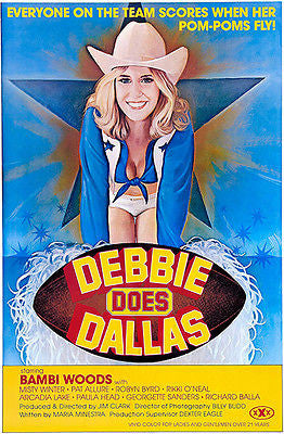 Debbie Does Dallas - 1978 - Movie Poster
