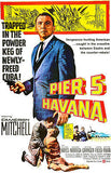 Pier 5, Havana - 1959 - Movie Poster