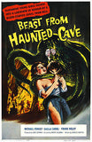 Beast From Haunted Cave - 1959 - Movie Poster