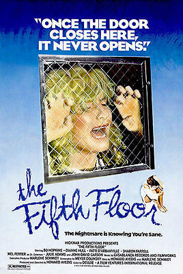 The Fifth Floor - 1978 - Movie Poster
