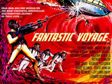 Fantastic Voyage - 1966 - Movie Poster