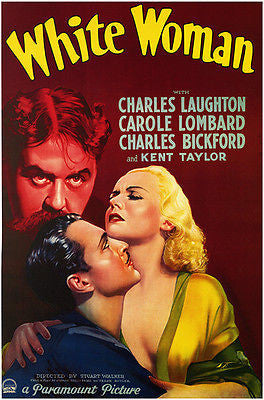 White Woman - 1933 - Movie Poster
