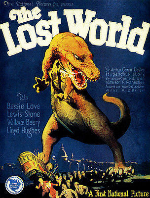 The Lost World - 1960 - Movie Poster