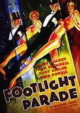 Footlight Parade - 1933 - Movie Poster