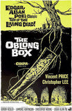 The Oblong Box - 1969 - Movie Poster