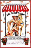 Le Body Shop - 1976 - Movie Poster