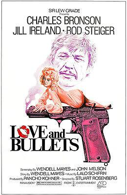 Love And Bullets - 1979 - Movie Poster Mug