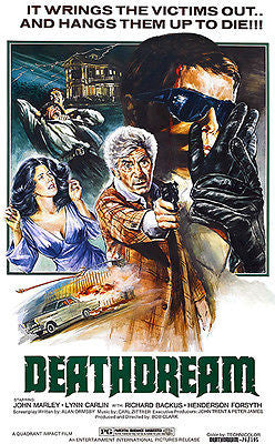 Deathdream - 1974 - Movie Poster
