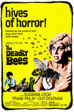 The Deadly Bees - 1966 - Movie Poster