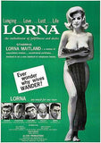 Lorna - 1964 - Movie Poster Magnet