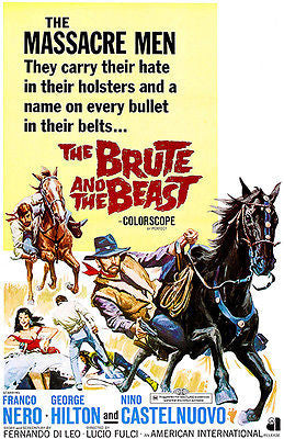 The Brute And The Beast - 1966 - Movie Poster
