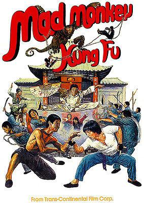 Mad Monkey Kung Fu - 1979 - Movie Poster Mug