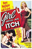 Girl With An Itch - 1958 - Movie Poster Mug
