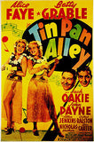 Tin Pan Alley - 1940 - Movie Poster