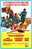 Kill A Dragon - 1967 - Movie Poster
