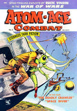 Atom-Age Combat #5 - 1963 - Comic Book Cover Poster