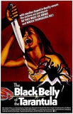 The Black Belly of the Tarantula - 1971 - Movie Poster