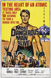 Most Dangerous Man Alive - 1961 - Movie Poster