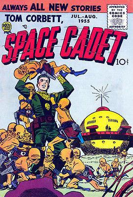 Tom Corbett, Space Cadet #2 - Comic Book Cover Mug