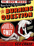 The Burning Question - 1943 - Movie Poster