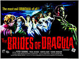 The Brides of Dracula - 1960 - Movie Poster