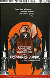 The Premature Burial - 1962 - Movie Poster