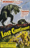 Lost Continent - 1951 - Movie Poster Magnet