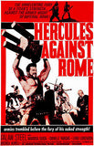 Hercules Against Rome - 1964 - Movie Poster