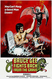 Bruce Lee Fights Back From The Grave - 1976 - Movie Poster