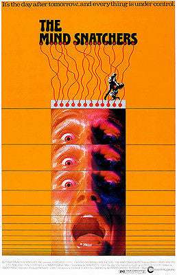 The Mind Snatchers - 1972 - Movie Poster
