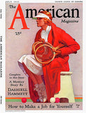 The American Magazine - Cover Poster