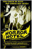 Horror Hotel - 1977 - Movie Poster