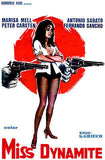Miss Dynamite - 1972 - Movie Poster