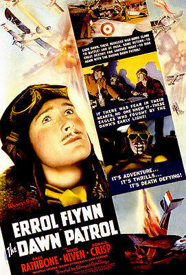 The Dawn Patrol - 1938 - Movie Poster