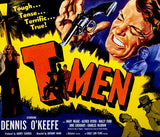 T Men - 1947 - Movie Poster
