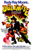 Dolemite - 1975 - Movie Poster