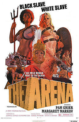 The Arena - 1974 - Movie Poster