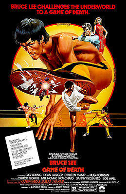 Game of Death - 1978 - Movie Poster