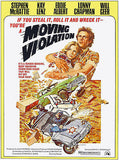 Moving Violation - 1976 - Movie Poster