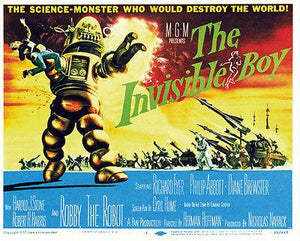 The Invisible Boy - 1957 - Movie Poster Mug