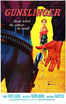Gunslinger - 1956 - Movie Poster Mug
