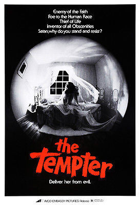 The Tempter - 1974 - Movie Poster