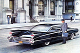 1959 Cadillac Coupe de Ville - Promotional Advertising Poster
