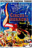 Circus of Horrors - 1960 - Movie Poster