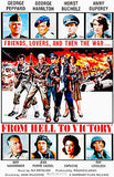 From Hell To Victory - 1979 - Movie Poster