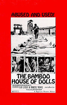 The Bamboo House of Dolls - 1973 - Movie Poster