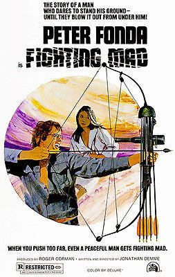 Fighting Mad - 1976 - Movie Poster