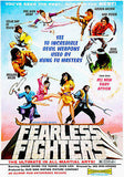 Fearless Fighters - 1971 - Movie Poster